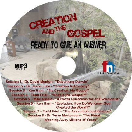 Creation and the Gospel
