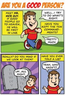 Are you a Good Person Comic