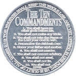 10 Commandment Coins