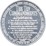 10 Commandment Coins