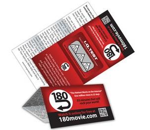 180 Foldout Card